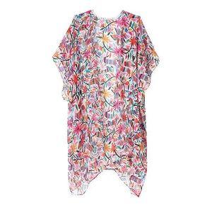Tropical 🌴 look kimono 🌴